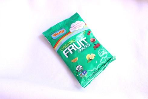Tasty Organic Fruit Snack