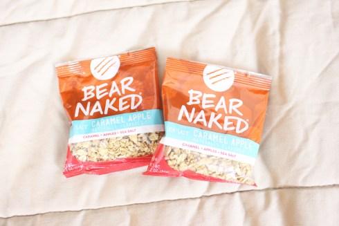 Bear Naked Caramel Apple Granola