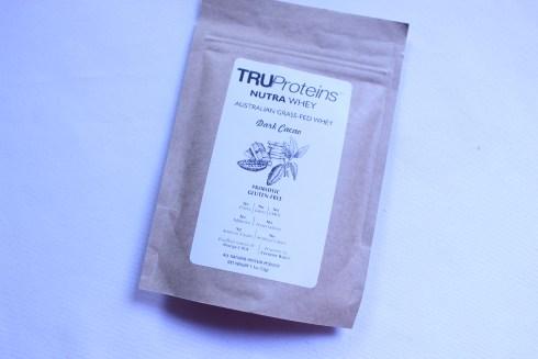 TruProtein powder