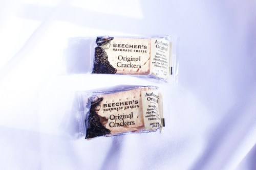 Beechers Handmade Cheese Crackers