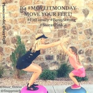 It's #MOVEITMONDAYMOVE YOUR FEET!