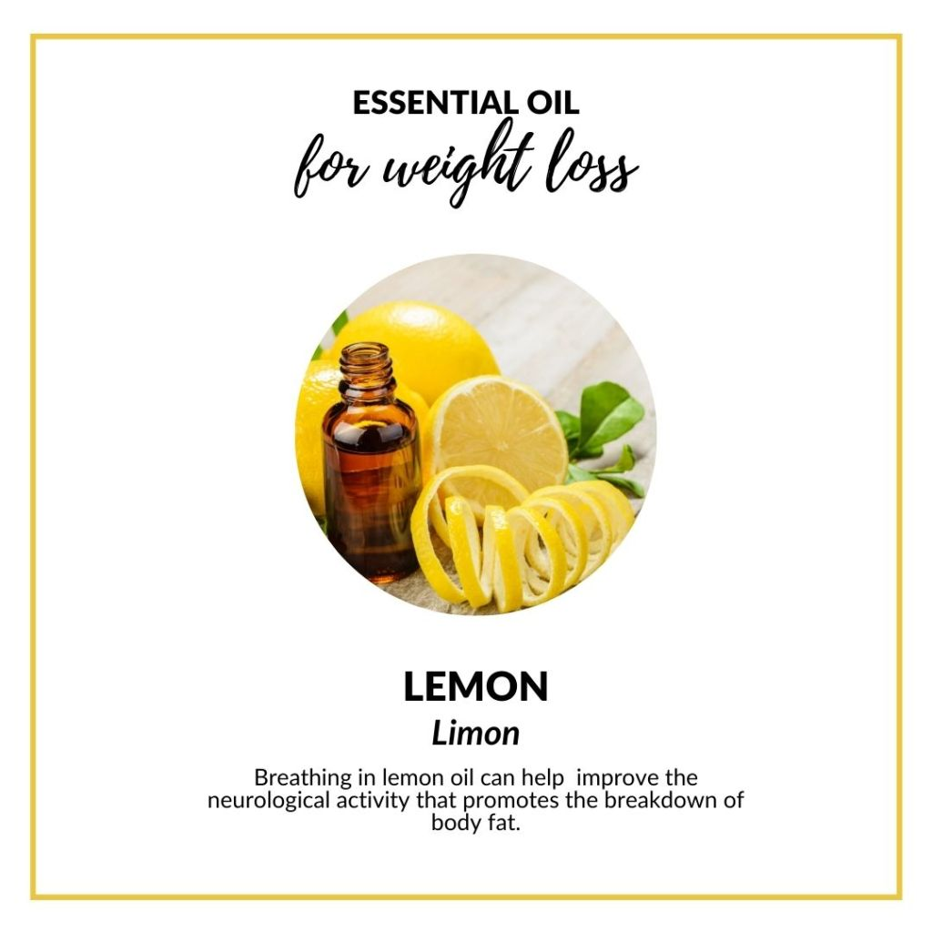 Breathing in lemon oil can helpimprove the neurological activity that promotes the breakdown of body fat. #lemonessentialoil #weightlossessentialoil #selfcare #wellness #limon