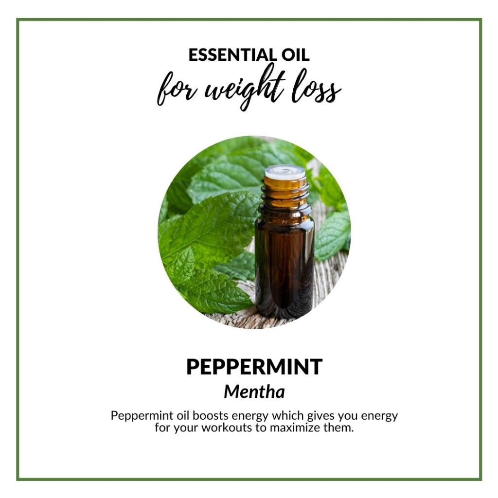 Peppermint oil boosts energy which gives you energy for your workouts to maximize them. #peppermintessentialoil #health #essentialoil #essentialoilforweightloss #weightloss #wellness