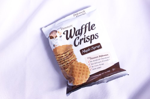 Thinsters Waffle Crisps