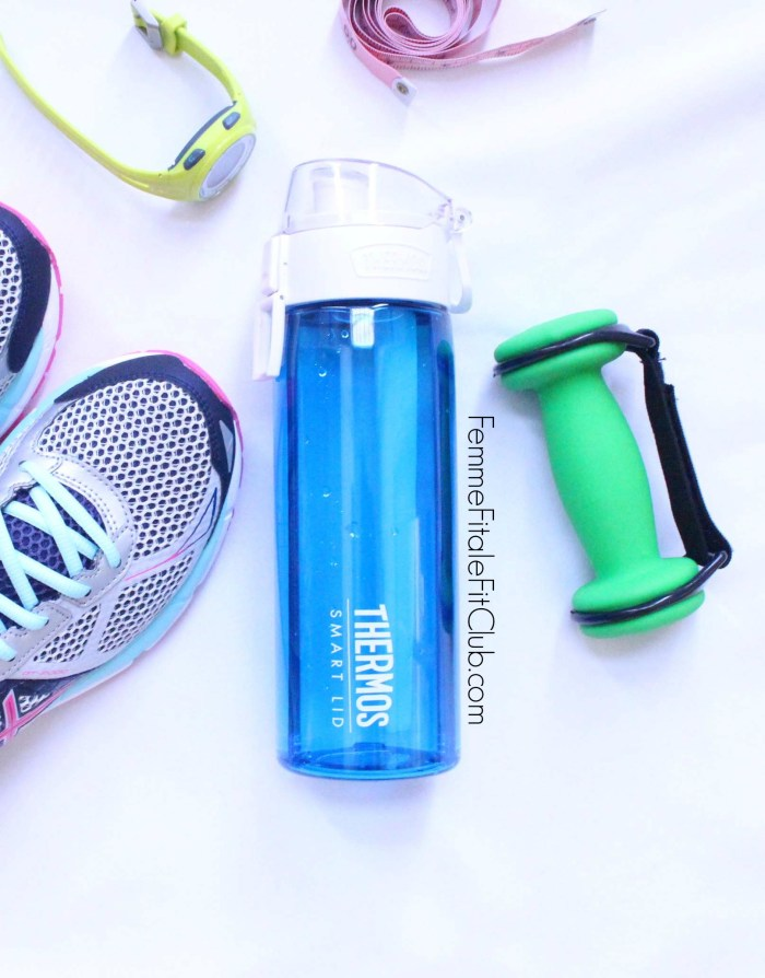 Thermos Connected Hydration Bottle with Smart Lid Pinterest