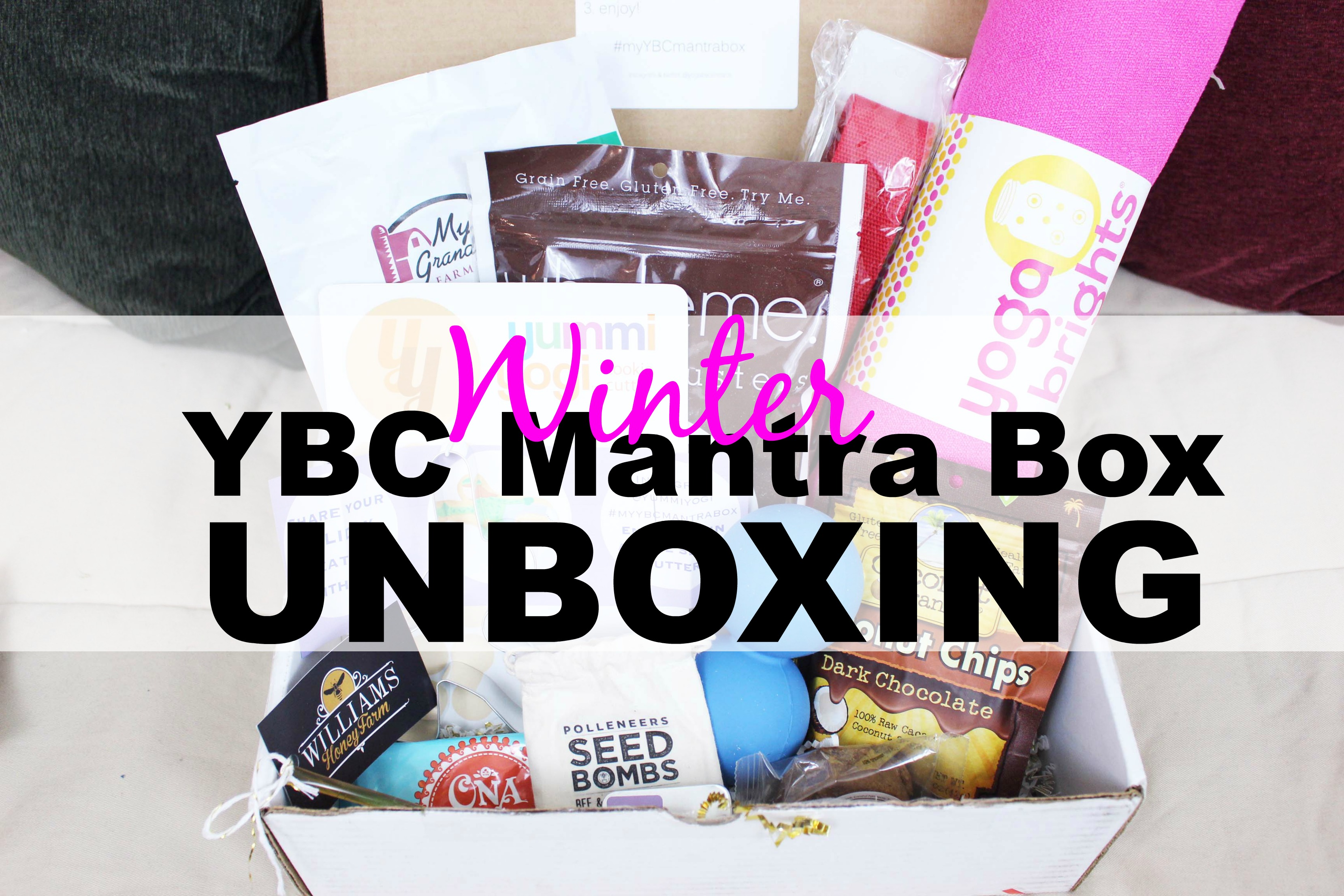 Winter YBC Mantra Box