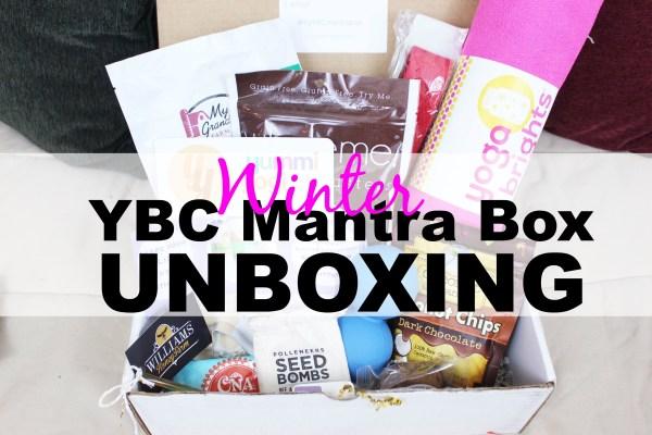 Winter YBC Mantra Box
