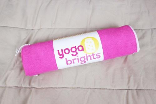 Yoga Brights Yoga Towel
