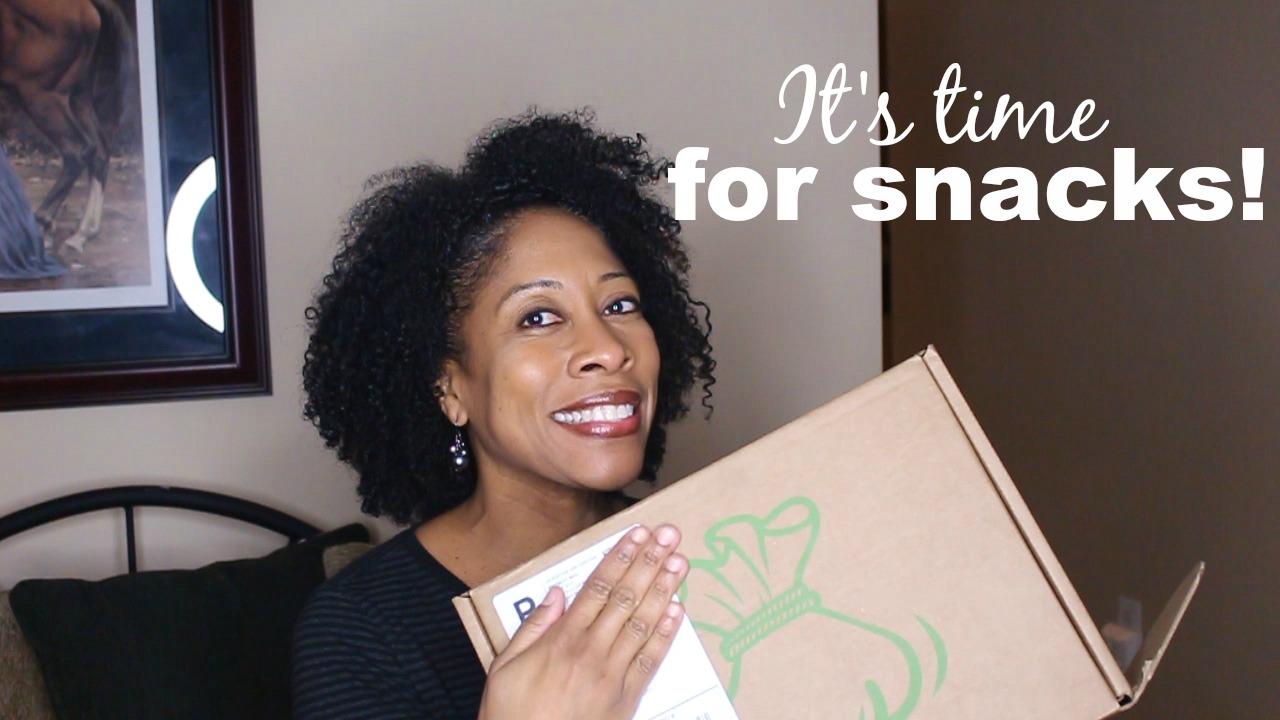 December Snack Sack Box - time for snacks