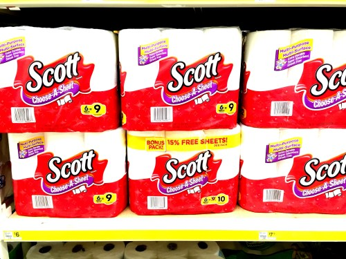 Scott Choose-A-Sheet Paper Towel 2