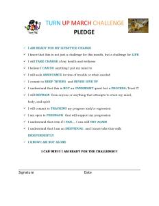MARCH TURN UP CHALLENGE PLEDGE-page-001