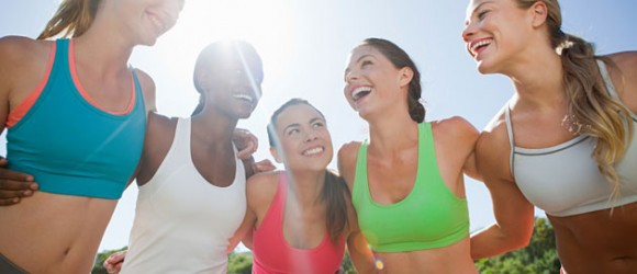 Join our online women fitness group