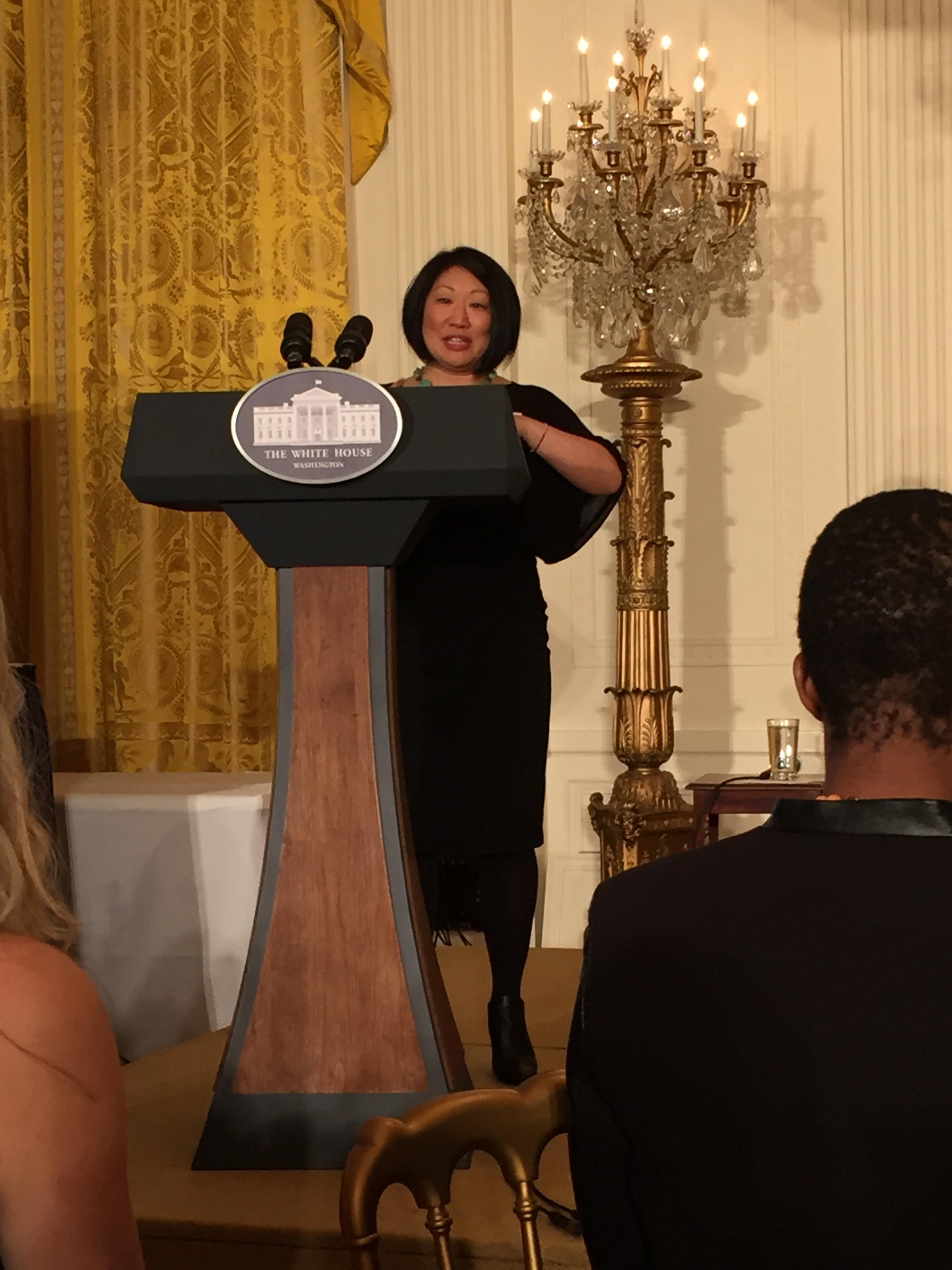 Stephenie Fu, Senior Policy Advisor, Center for Nutrition Policy and Promotion, USDA