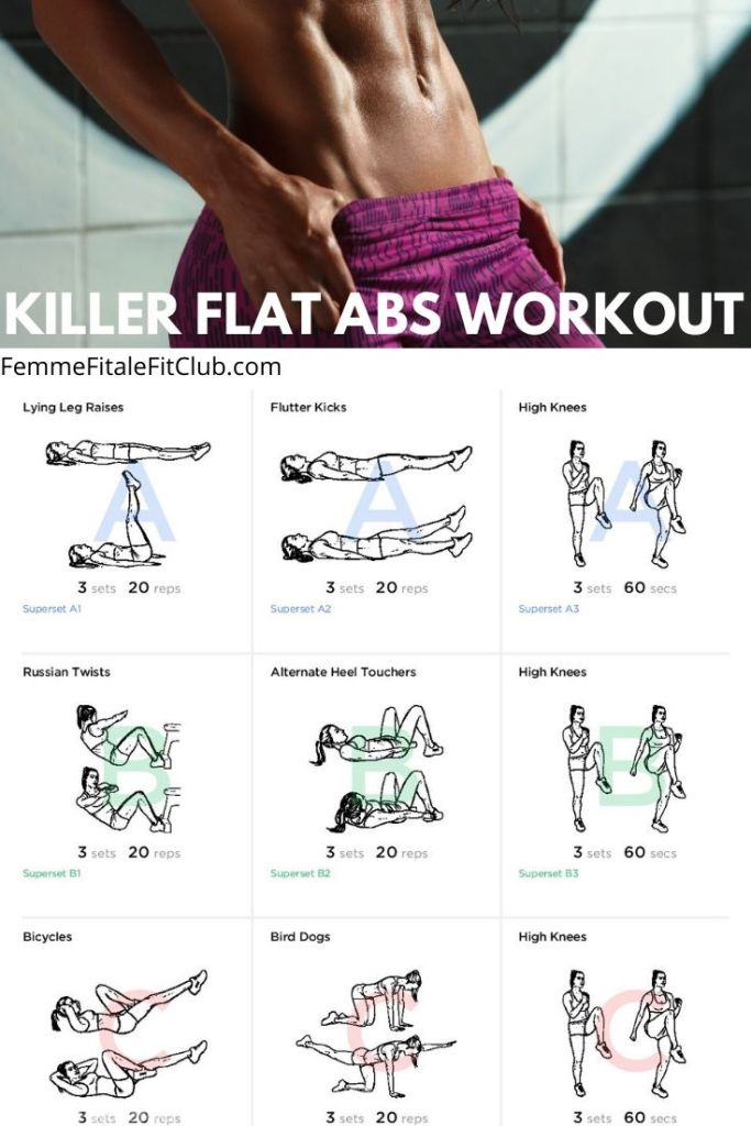 Perform this workout 3 days a week to get rid of annoying and stubborn belly fat for good. #jellybelly #bellyfat #flatabs #sixpackabs #hardcore #abs #metabolism #flatbelly #cinchaninch #whittlethemiddle #tinywaist #probiotic #guthealth #absworkout #core #coreworkout #bellyfatburner #fatburner