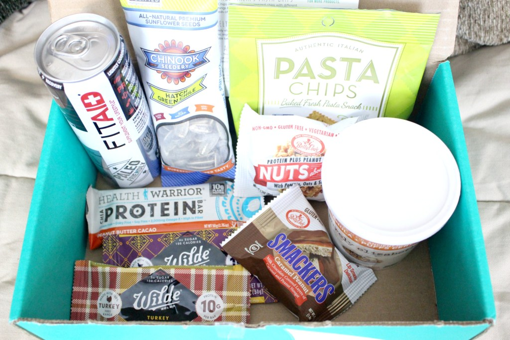 April Fit Snack Box