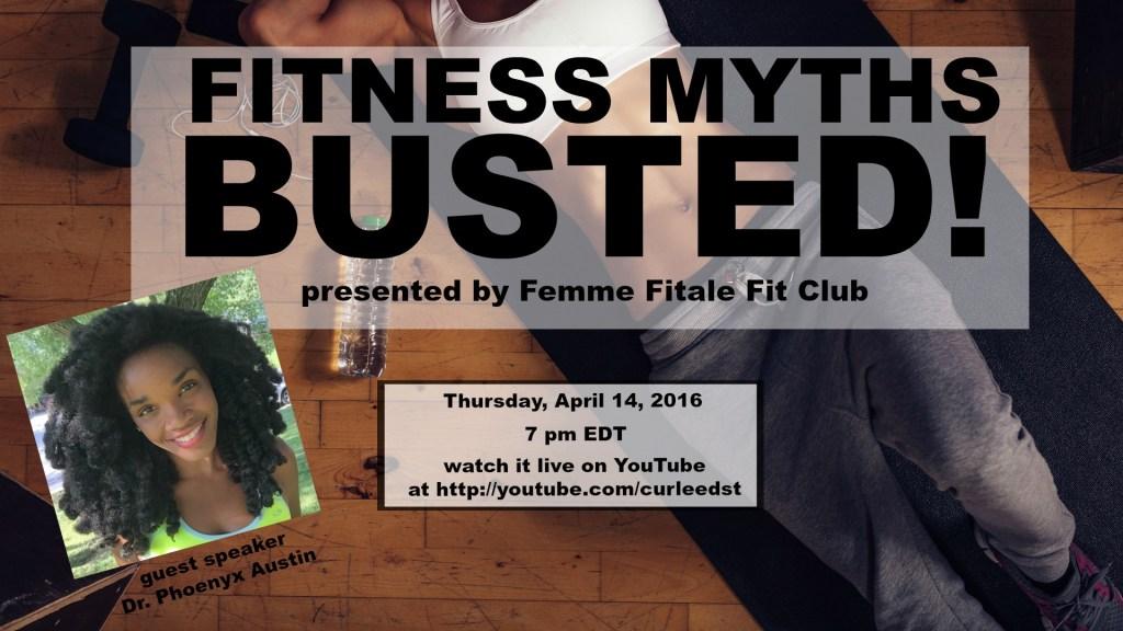 Fitness Myths Busted! webinar