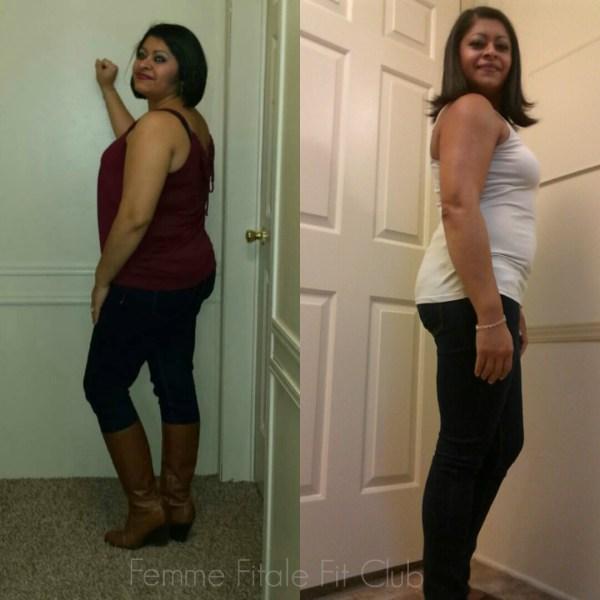 Carolina Thomas weight loss success story
