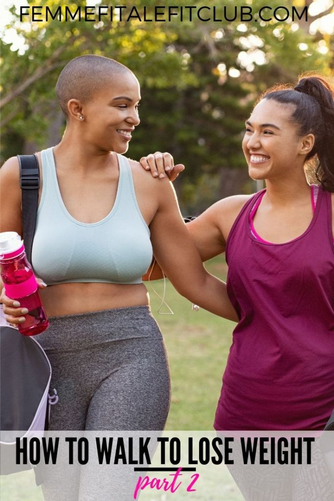 How To Walk To Lose Weight Part 2 #walkoffthepounds #walking #cardio #lowimpactcardio