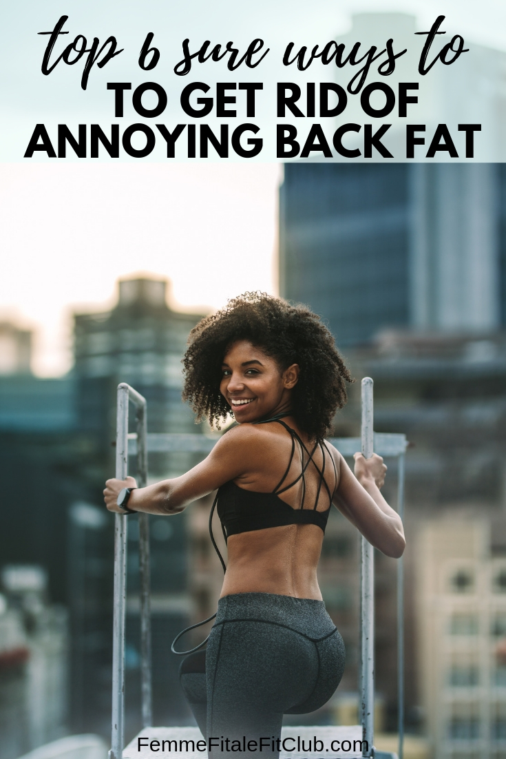 Top 6 Sure Ways of Getting Rid of Back Fat #backfat #workout #brafat #fitness #gymtime #gym #backworkout #health #fitnesstips #healthtips #wellness #wellnesstips #gymworkout #backfat #brafat (3)