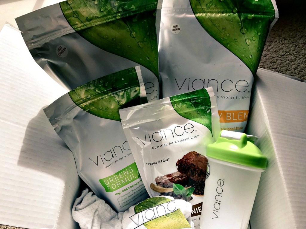 Viance Nutrition Vitality Blend