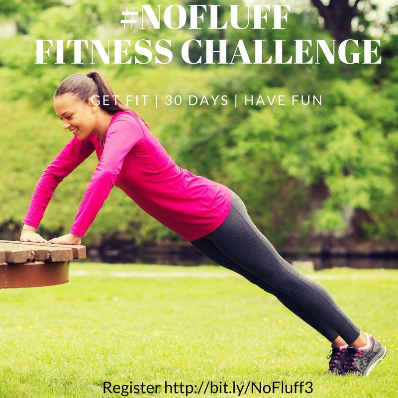 #NoFluff Fitness Challenge