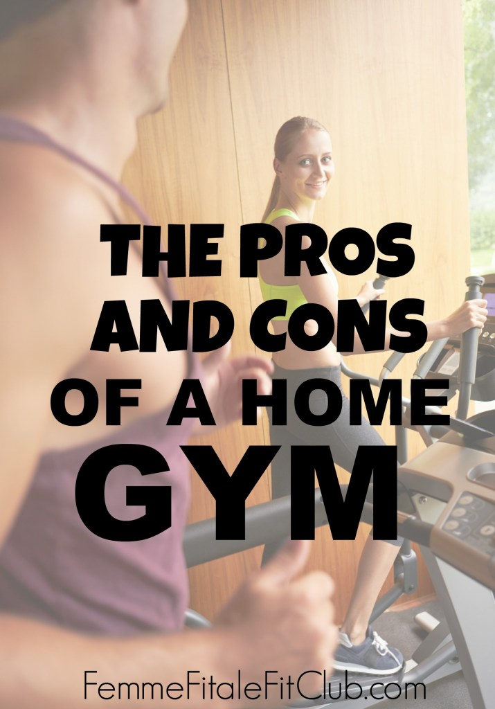 The Pros and Cons of owning a Home Gym
