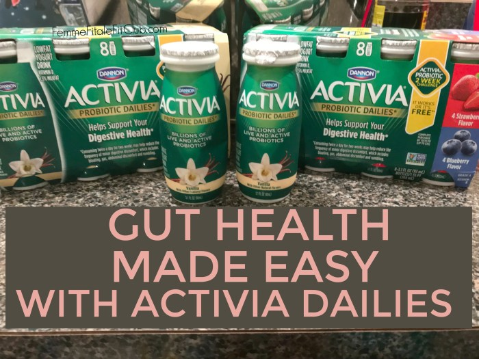 gut health made easy with activia dailies