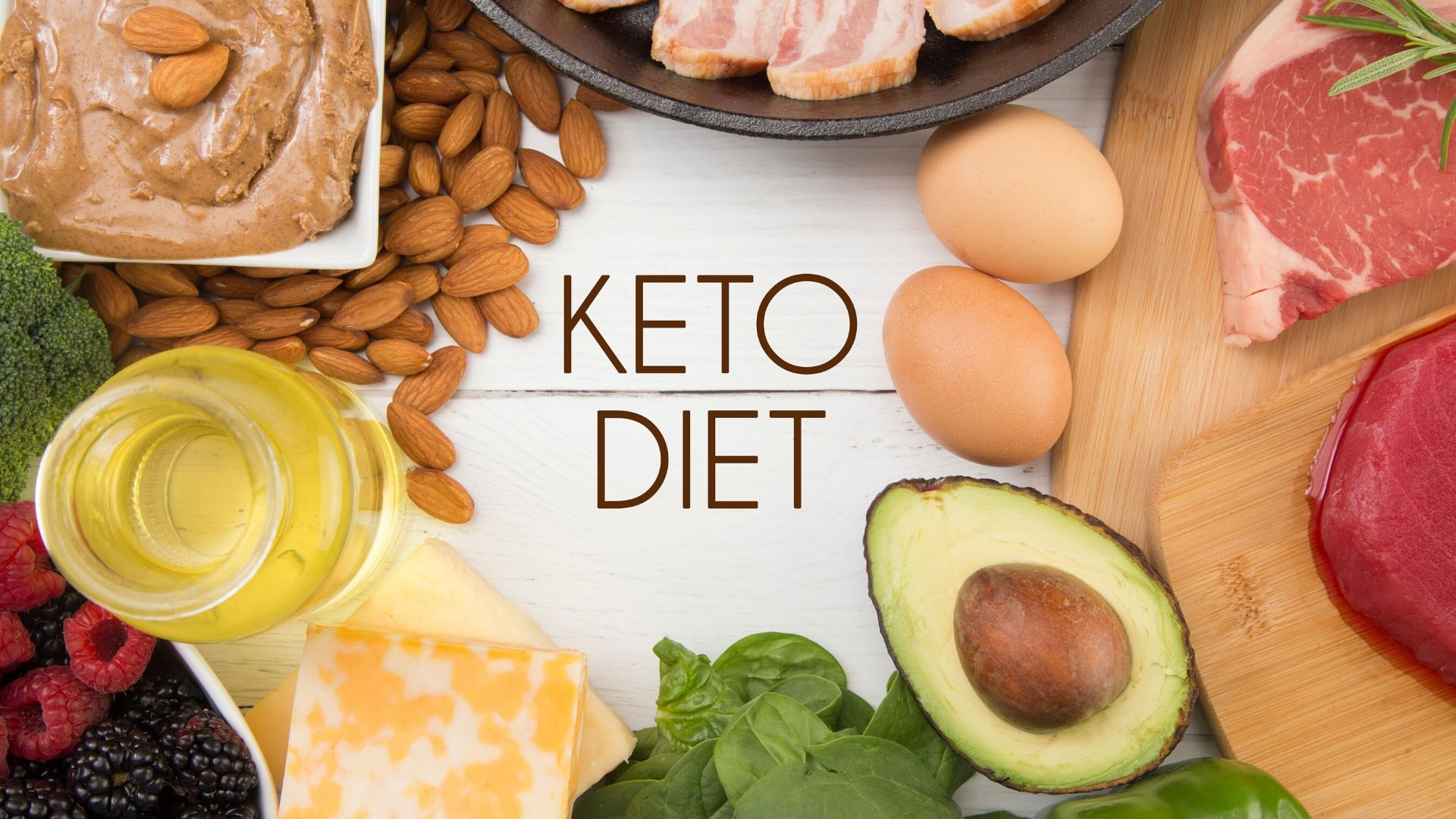 Keto diet and ketogenic way of eating