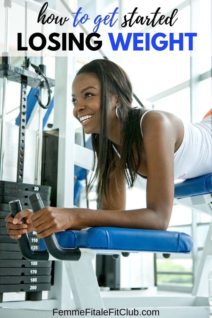 How To Get Started Losing Weight #weightloss #weight #fatloss #womenshealth #exercise #fitfam
