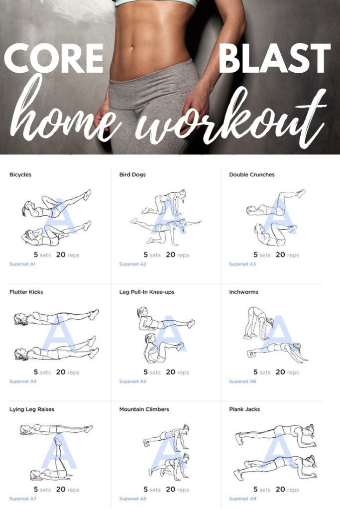 Femme Fitale Fit Club Blogcore Blast Home Workout Femme Fitale Fit Club Blog