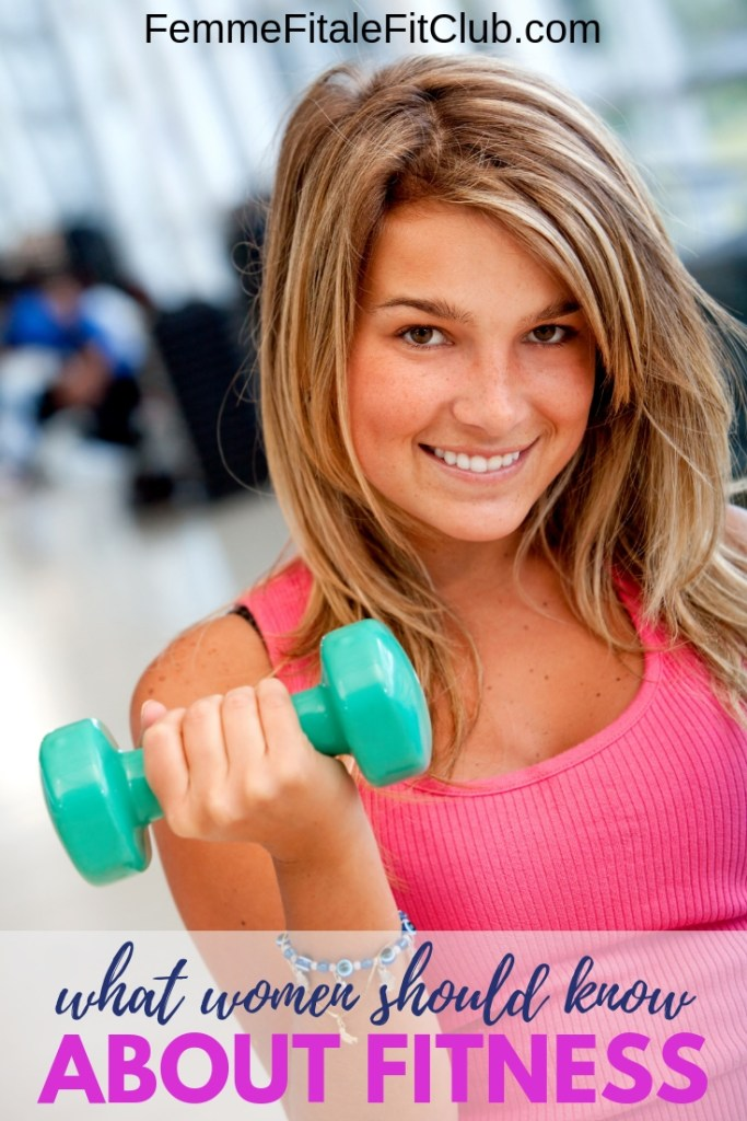 What Women Should Know About Fitness #weightlossforwomen #fitnessforwomen #womensfitness #girlpower #strongwomen #trainerize