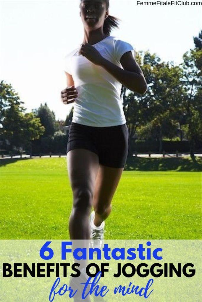 6 Fantastic Benefits Of Jogging For The Mind #running #runnersworld #bgr #womenrunning #run #runner #runchat #marathon #sprint #jog #jogging