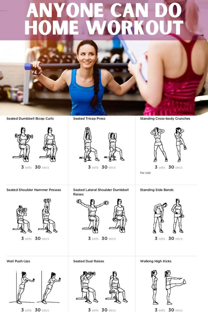 If you want to start a workout program and weigh 200 pounds or more  and have limited mobility, just getting started back or can't oay on the floor due to high blood pressure, then try this workout which you can do at home, gym or practically anywhere. #lowimpactworkout #standingworkout #sittingworkout #nogettingonthefloorworkout #weigh200poundsormoreworkout #gettingbacktoexercising #workoutforwomen