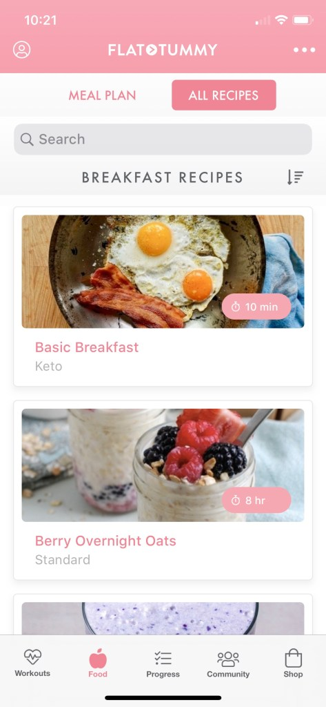 Flat Tummy App meal plan #babenation #flattummyapp #workout #fitness #nutrition
