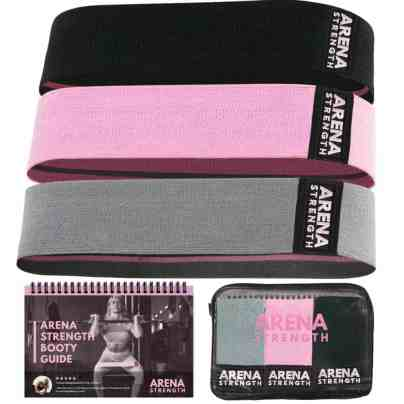 Arena Strength Booty Bands and Glute Loops #gluteloops #bootybands #arenastrengthwomen