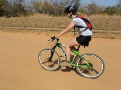2012 08 Groblersdal farm roads cycle