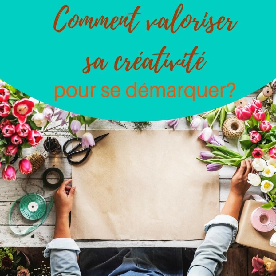 valoriser votre créativité