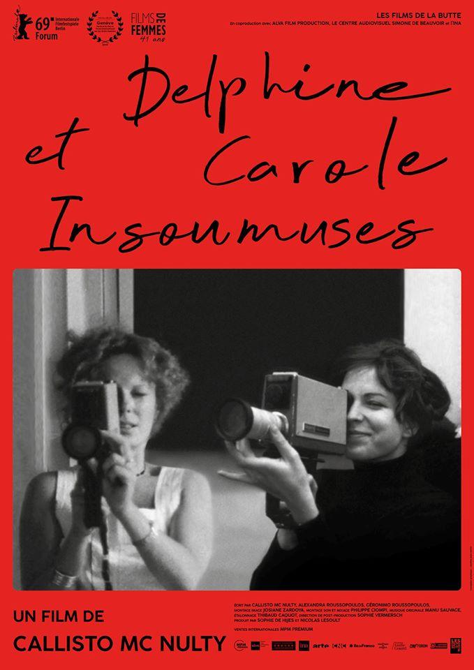 """PÉRIGUEUX – Projection du documentaire """"Delphine et Carole, Insoumuses"""", de Callisto Mc Nulty"""