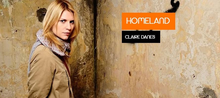 Claire Danes - Homeland
