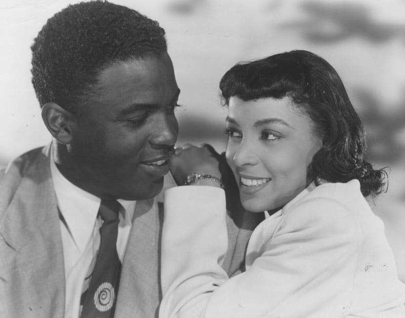 Ruby Dee - 3  dans The Jackie Robinson Story