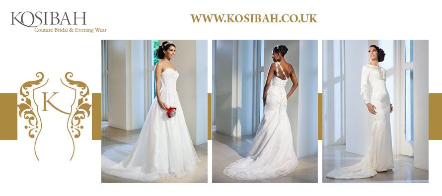 Kosibah Creations – Collection Bienvenue (mariage) et collection Afro-Centric (collection du soir)