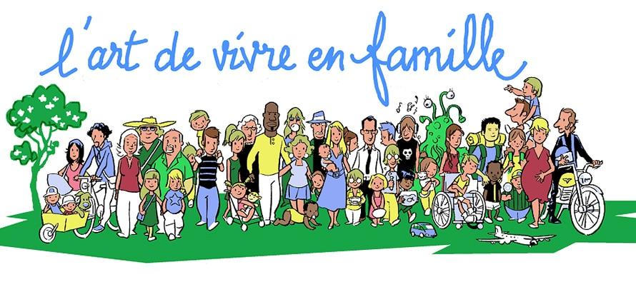 Conférences en ligne : L'Art de Vivre en Famille Du mardi 14 au dimanche 19 octobre