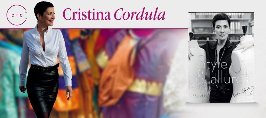 Du Style et de l'allure avec Cristina Cordula