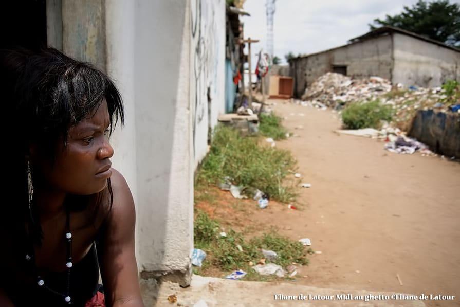 Eliane de Latour, Midi au ghetto