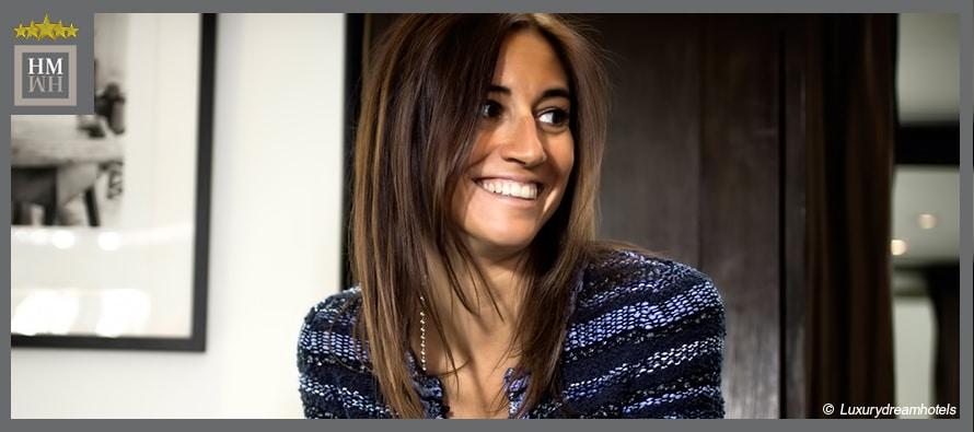 Myriam Kournaf , un personnage hors du commun