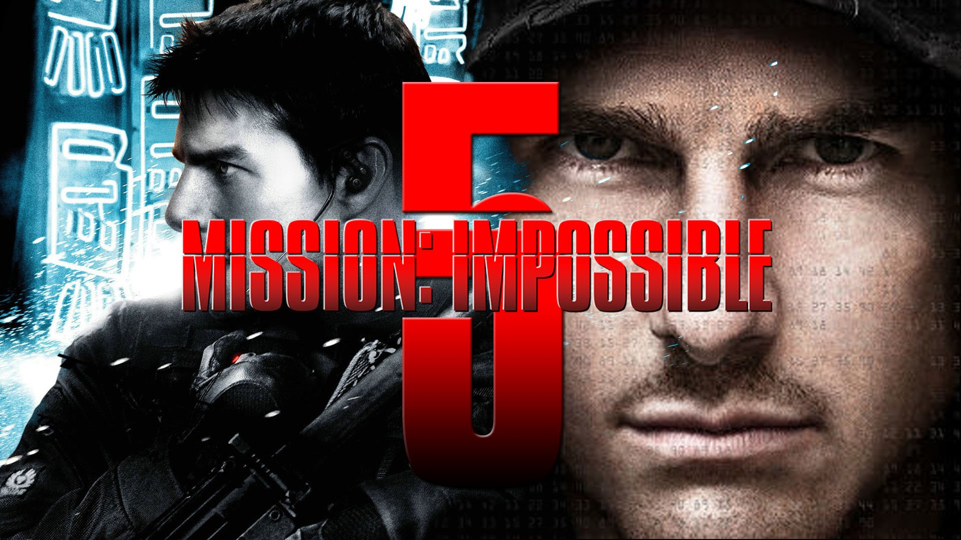 Mission impossible 5: The Rogue Nation