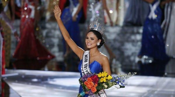 Miss Univers est….