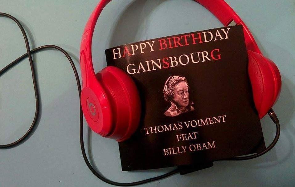 L'hommage de Billy Obam à Serge Gainsbourg