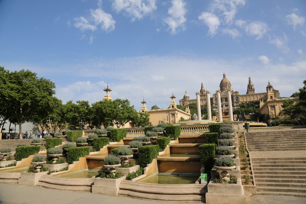 Barcelone, une ville animée où il fait bon vivre…