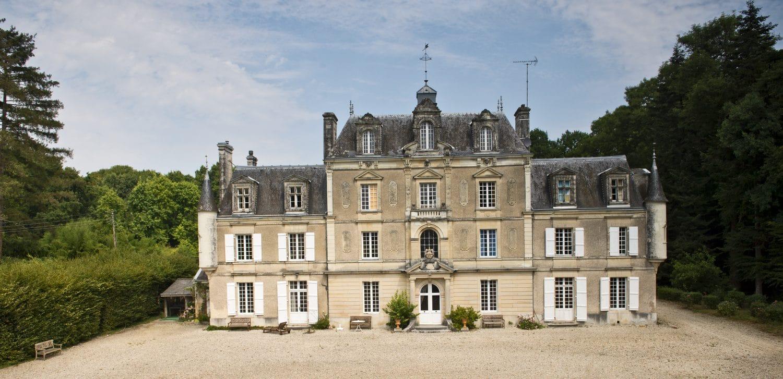 Le romantique Château de La Lanfrière